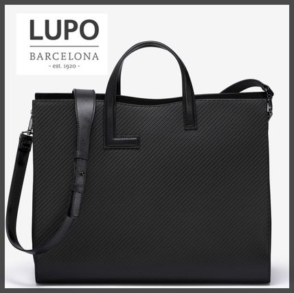 Lupo Barcelona Business & Briefcases Unisex A4 Plain Business & Briefcases