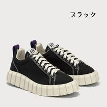 Eytys Casual Style Plain Low-Top Sneakers