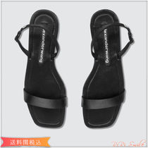 Alexander Wang Casual Style Plain Sandals