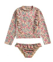 Louise Misha Co-ord Kids Girl Swimwear