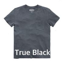 Outer known Street Style Plain Cotton Short Sleeves Surf Style T-Shirts