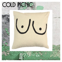 COLD PICNIC Geometric Patterns Decorative Pillows