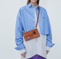 ADERERROR Street Style Bags