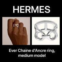HERMES Party Style Silver Office Style Elegant Style Formal Style