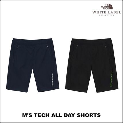 THE NORTH FACE WHITE LABEL Logo Joggers Shorts