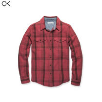 Outer known Unisex Street Style Surf Style Shirts