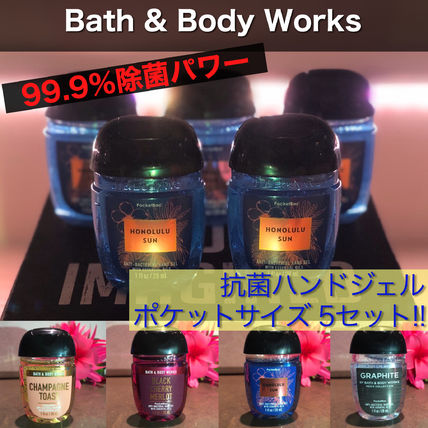 Unisex Oil Deodorant Bath & Body