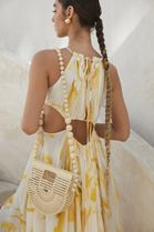 CULT GAIA Ark Plain Straw Bags
