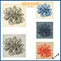 HERMES Casual Style Party Style Elegant Style Accessories