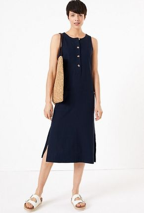 Crew Neck Wrap Dresses Short Other Plaid Patterns