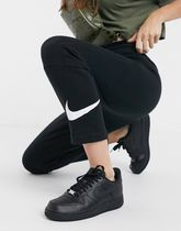 Nike Casual Style Sweat Blended Fabrics Street Style Bi-color