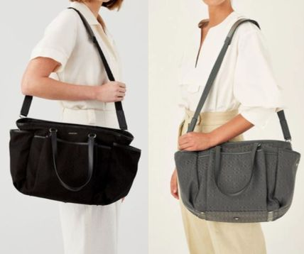 Unisex Studded Oversized Co-ord Mothers Bags