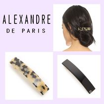 Alexandre de Paris Barettes Office Style Clips
