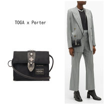 TOGA Casual Style Elegant Style Crossbody Shoulder Bags