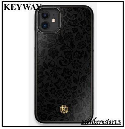 Flower Patterns Unisex Made of Wood iPhone 8 iPhone 8 Plus