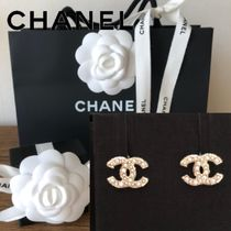 CHANEL Casual Style Party Style Office Style Elegant Style
