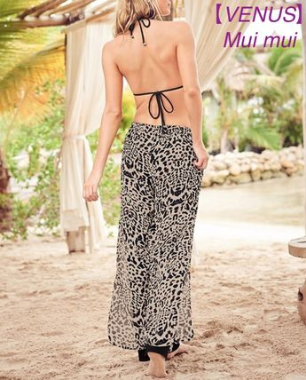 Venus Other Animal Patterns Beach Cover-Ups