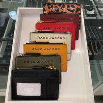 MARC JACOBS Heart Unisex Leather Small Wallet Logo Accessories