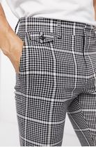 ASOS Printed Pants Other Plaid Patterns Zigzag Street Style