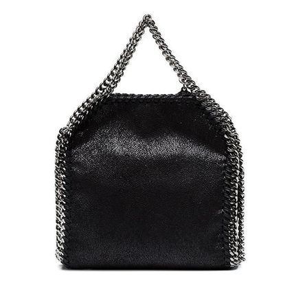 Casual Style Chain Bags