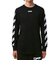 Off-White More T-Shirts Street Style Cotton T-Shirts 8