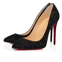 Christian Louboutin Casual Style Leather Pin Heels Party Style