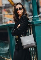 BBYB Casual Style Street Style Totes