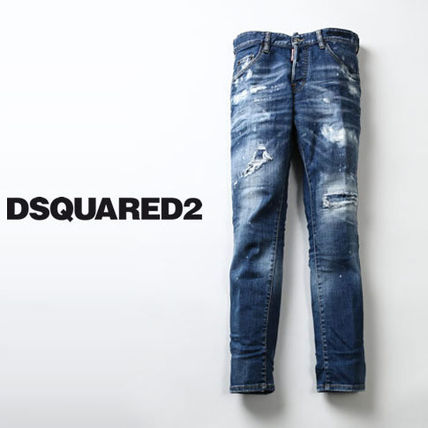 D SQUARED2 More Jeans Tapered Pants Denim Handmade Jeans