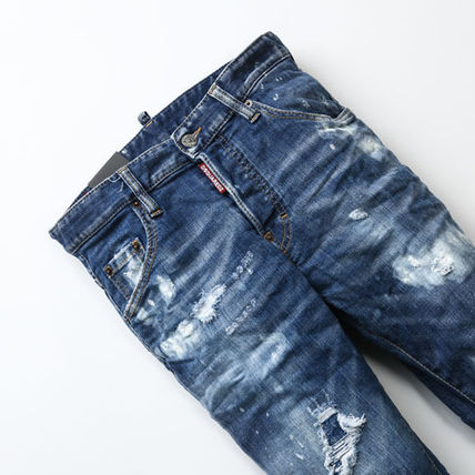 D SQUARED2 More Jeans Tapered Pants Denim Handmade Jeans 3
