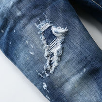 D SQUARED2 More Jeans Tapered Pants Denim Handmade Jeans 4