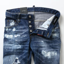 D SQUARED2 More Jeans Tapered Pants Denim Handmade Jeans 9