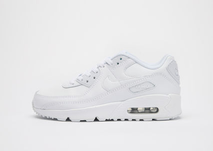 Nike AIR MAX 90 Street Style Kids Girl Sneakers