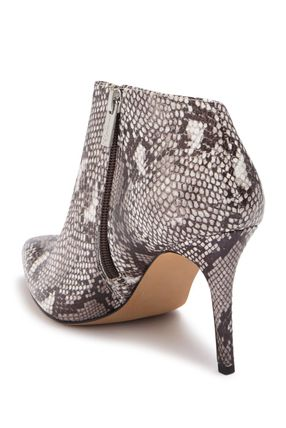 Casual Style Pin Heels Python Pointed Toe Pumps & Mules