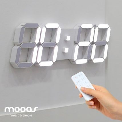 mooas Clocks