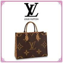 Louis Vuitton MONOGRAM Monogram Tropical Patterns Casual Style Canvas Street Style