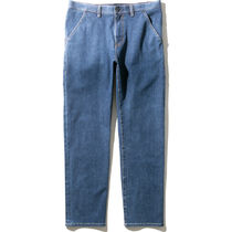 THE NORTH FACE More Jeans Denim Cotton Oversized Jeans 11