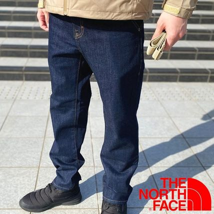 THE NORTH FACE More Jeans Denim Cotton Oversized Jeans 2