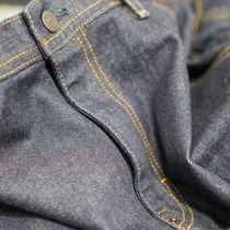 THE NORTH FACE More Jeans Denim Cotton Oversized Jeans 8