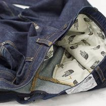 THE NORTH FACE More Jeans Denim Cotton Oversized Jeans 6