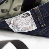 THE NORTH FACE More Jeans Denim Cotton Oversized Jeans 7