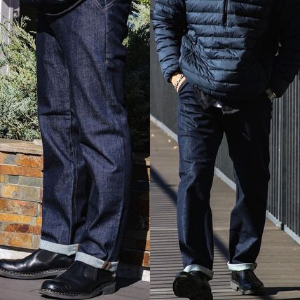 THE NORTH FACE More Jeans Denim Cotton Oversized Jeans