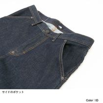 THE NORTH FACE More Jeans Denim Cotton Oversized Jeans 12