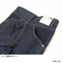 THE NORTH FACE More Jeans Denim Cotton Oversized Jeans 13