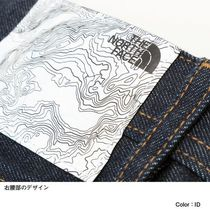 THE NORTH FACE More Jeans Denim Cotton Oversized Jeans 14