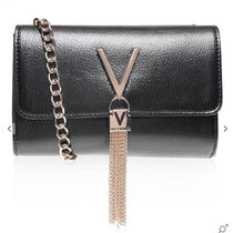 Mario Valentino Casual Style Plain Party Style Office Style Elegant Style