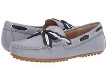 Ralph Lauren Rubber Sole Casual Style Plain Leather Office Style