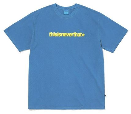 thisisneverthat More T-Shirts Unisex Street Style Cotton Long Sleeve T-shirt T-Shirts 5
