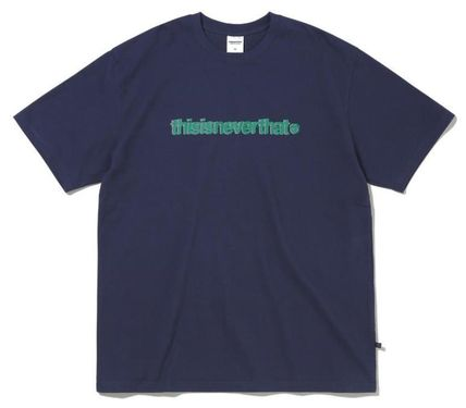 thisisneverthat More T-Shirts Unisex Street Style Cotton Long Sleeve T-shirt T-Shirts 16