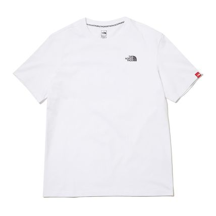THE NORTH FACE More T-Shirts Unisex Street Style Short Sleeves Outdoor T-Shirts 15
