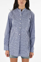CELINE Other Plaid Patterns Casual Style Long Sleeves Cotton Medium